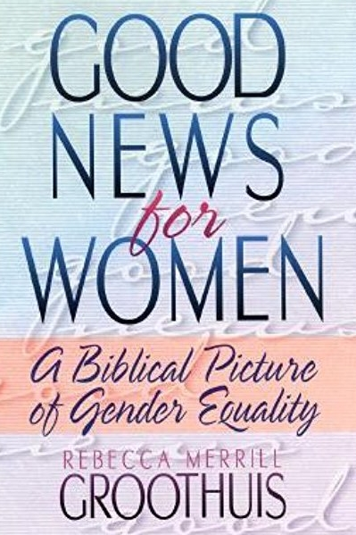 Good News For Women by Rebecca Merrill Groothuis   To quote Groothuis, a 'myopic fixation on a handful of controversial biblical texts will not ultimately resolve the gender debate'. This Christian non-fiction seeks to overview the various Biblical passages which are used by traditionalists to explain men's authority over women and why women (in certain contexts) cannot teach within the Church. I read this book with a pencil in hand and intend on re-reading it whilst taking notes, and eventually studying it alongside Scripture. I would recommend it as both an introduction and overview to the Christian gender role debate.  Recommend?  Yes