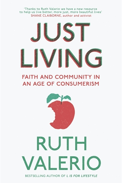 Just Living by Ruth Valerio   Ruth Valerio is an environmentalist and theologian and those twin passions create a message well worth hearing. Every Christian in every generation throughout the history of the Church has had to work out what it means to be a follower of Jesus in their particular culture. For us in the twenty-first century, we must think about discipleship in a globalised, consumerist context. I enjoyed this book, finding it to echo challenges and warnings that were familiar to me, as well as to build on my own understanding of sustainable living too.  Recommend?  Yes
