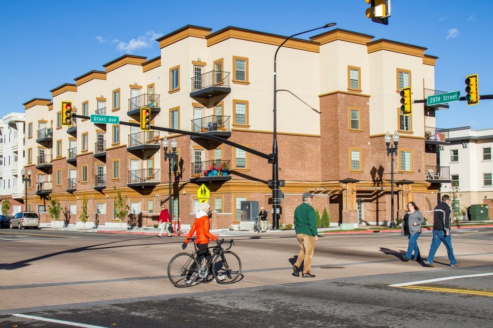 GRANT AVE & 20TH STREET, OGDEN | PHOTO CREDIT: WASATCH FRONT REGIONAL COUNCIL.