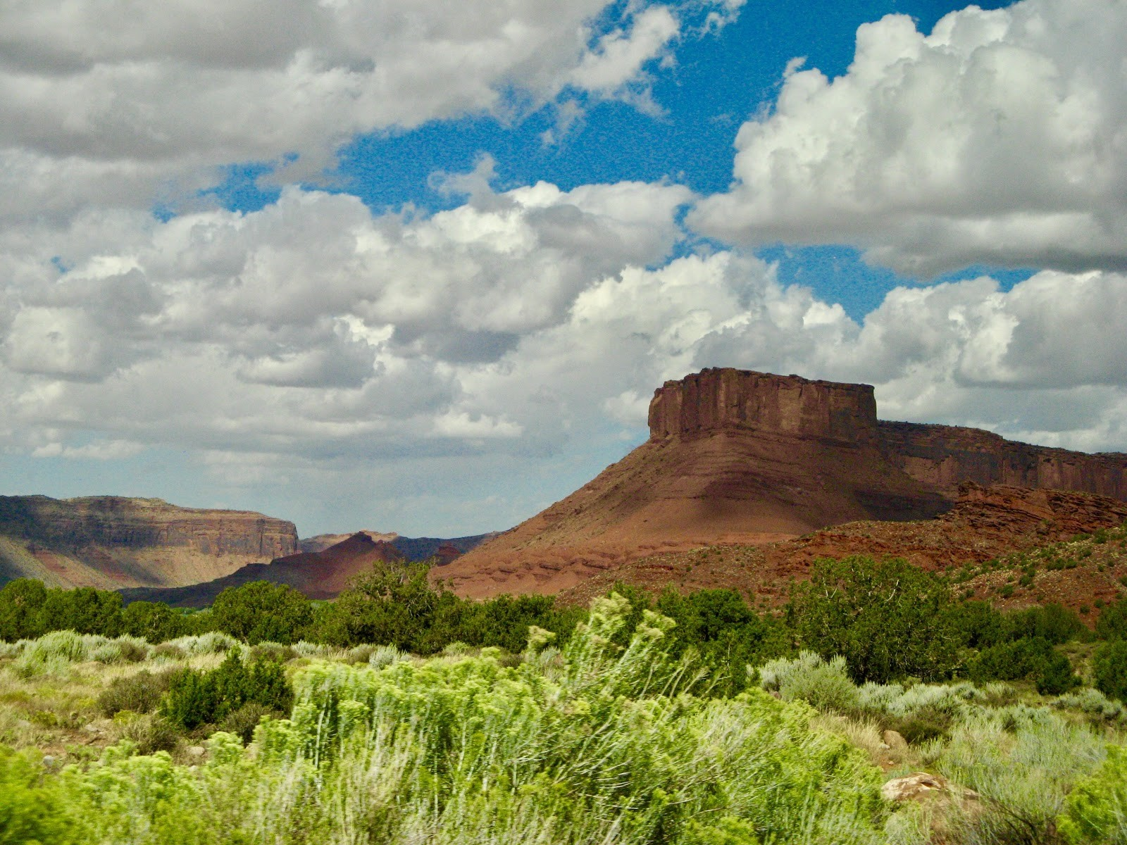 The Moab area offers a variety of scenic landscapes that draw many visitors each year. Photo credit: Aubin Douglas.