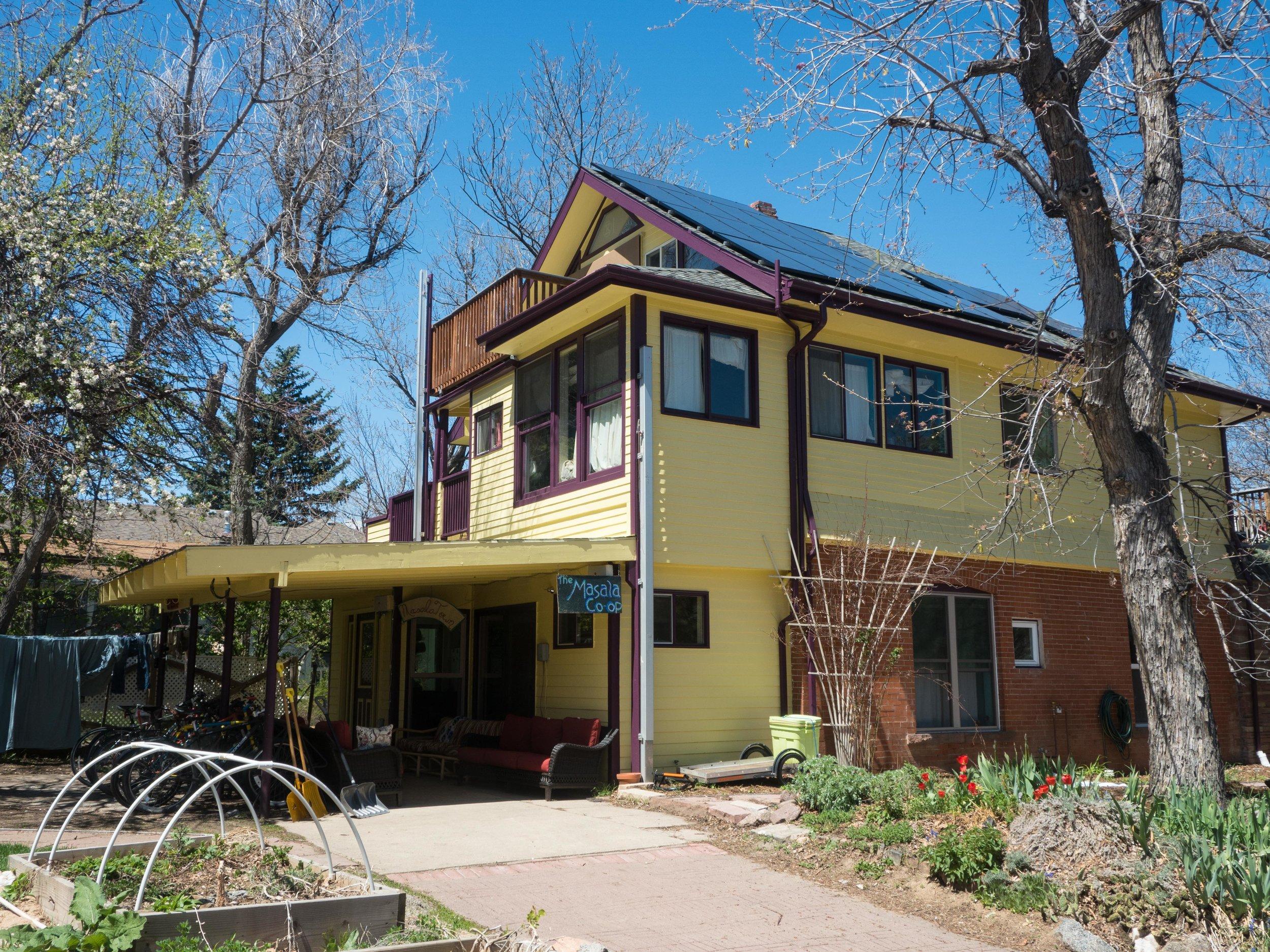 Masala Cooperative. Credit: Boulder Housing Coalition