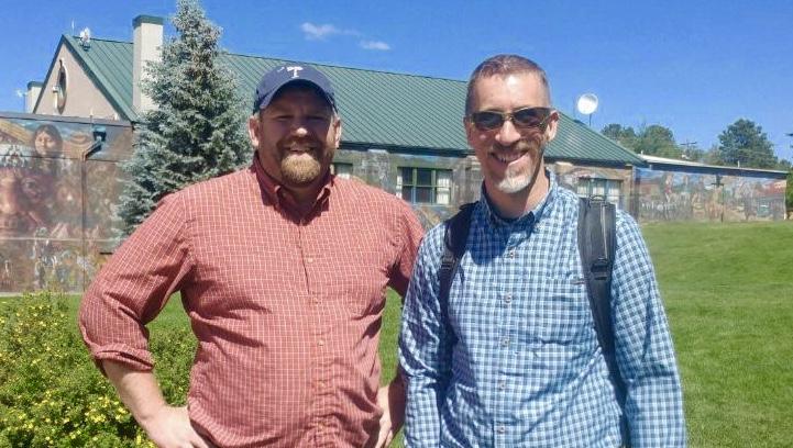 Matt Ashby and Ben Muldrow of Arnett-Muldrow and Associates