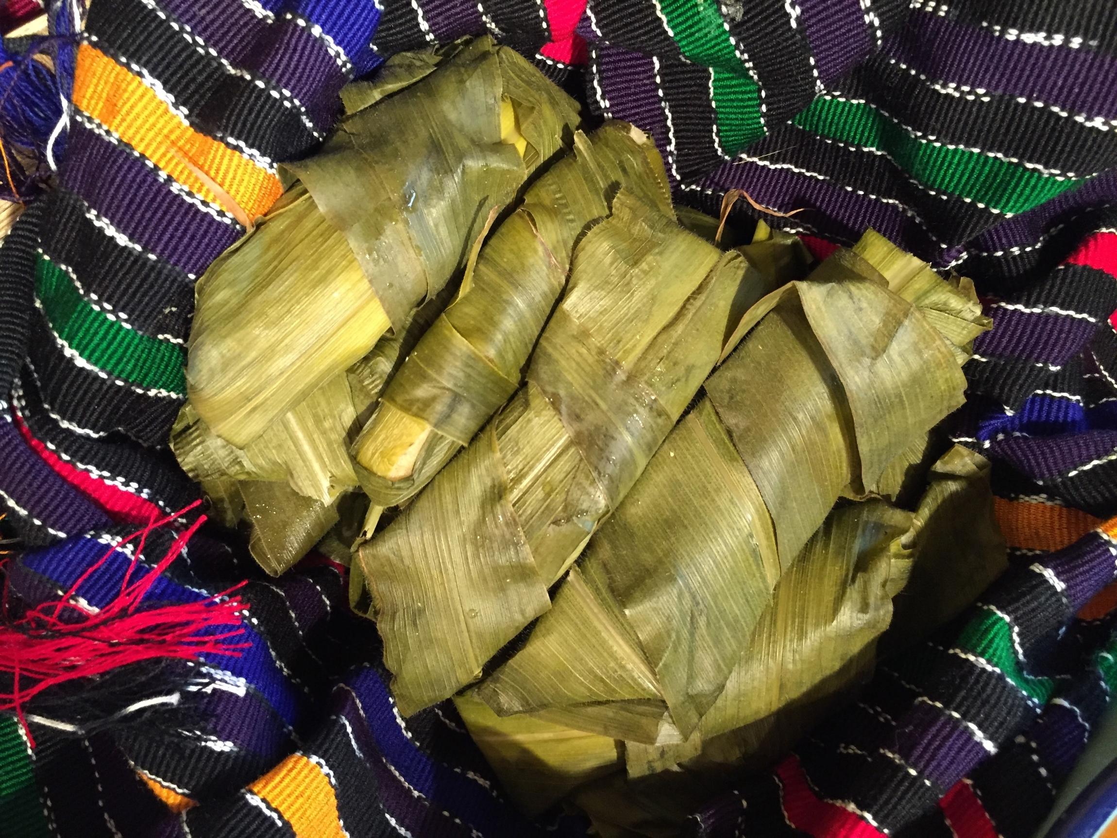 Twenty tamales