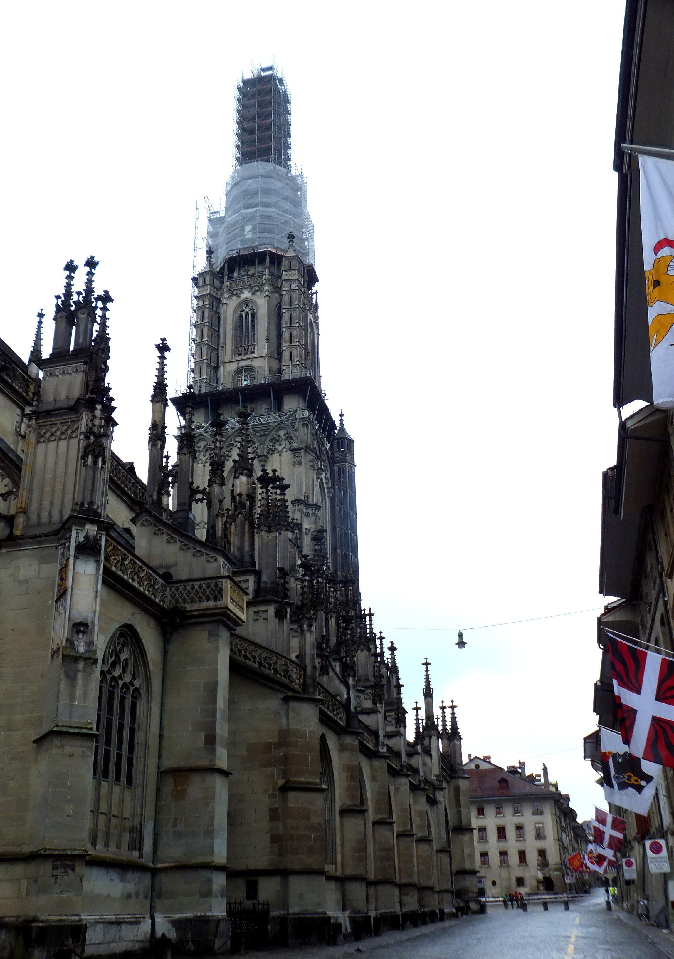 DSCF4047 Bern Cathedral