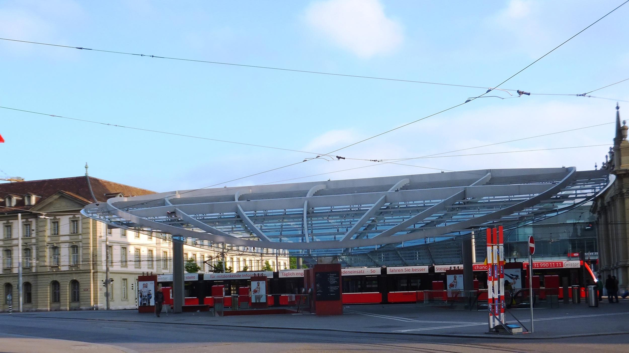 DSCF4083 Bern Train Station