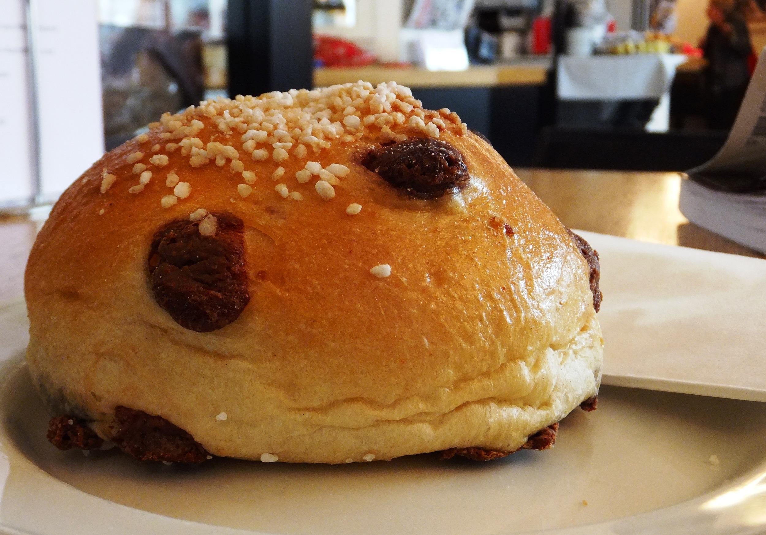 DSCF4148 Chocolate Bread