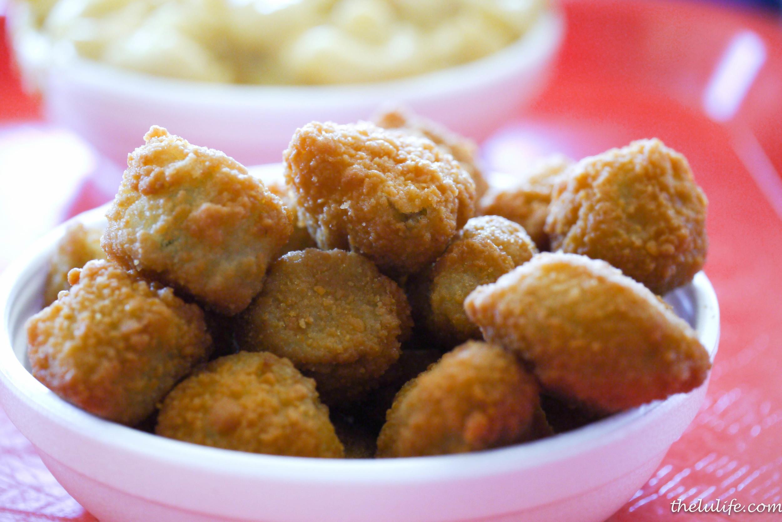 Figure 3. Fried okra