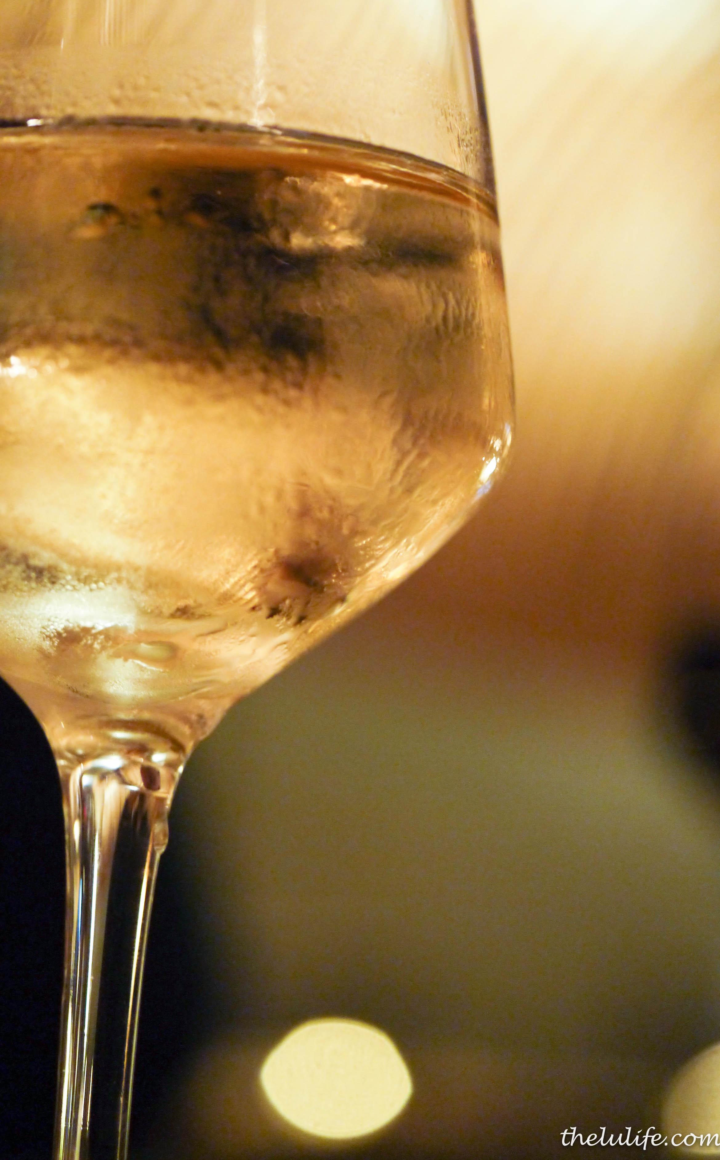 Figure 3. Sauvignon blanc from Iona Winery