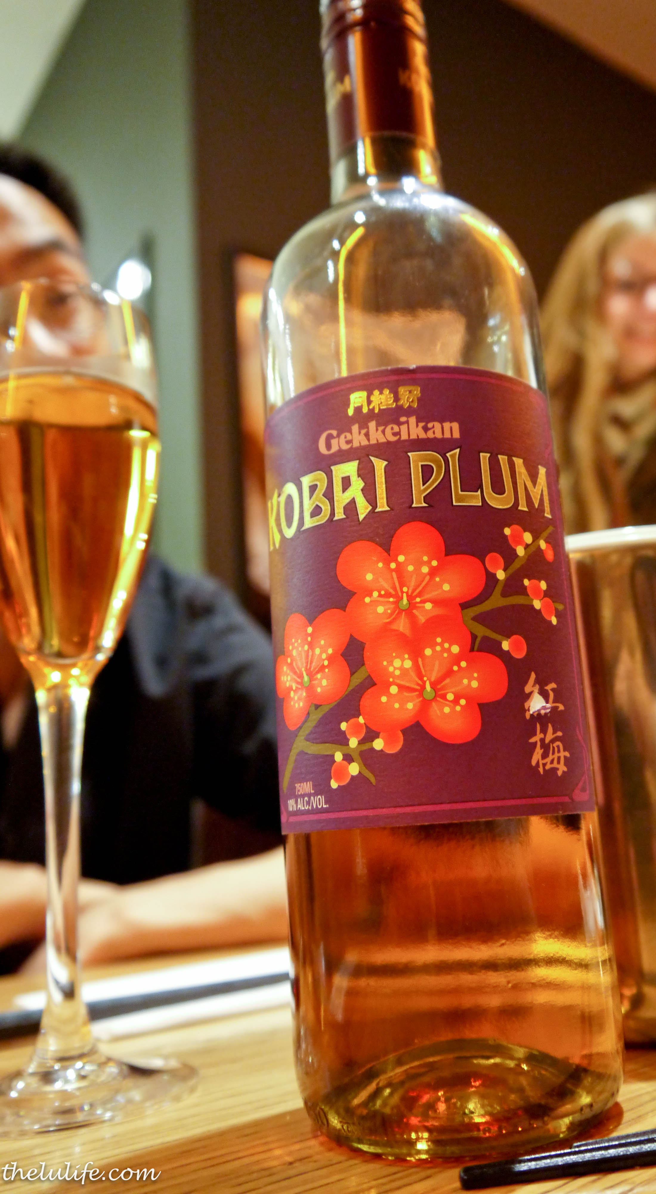 Kobai Plum Wine - it truly is the perfect replacement for any cocktail lover