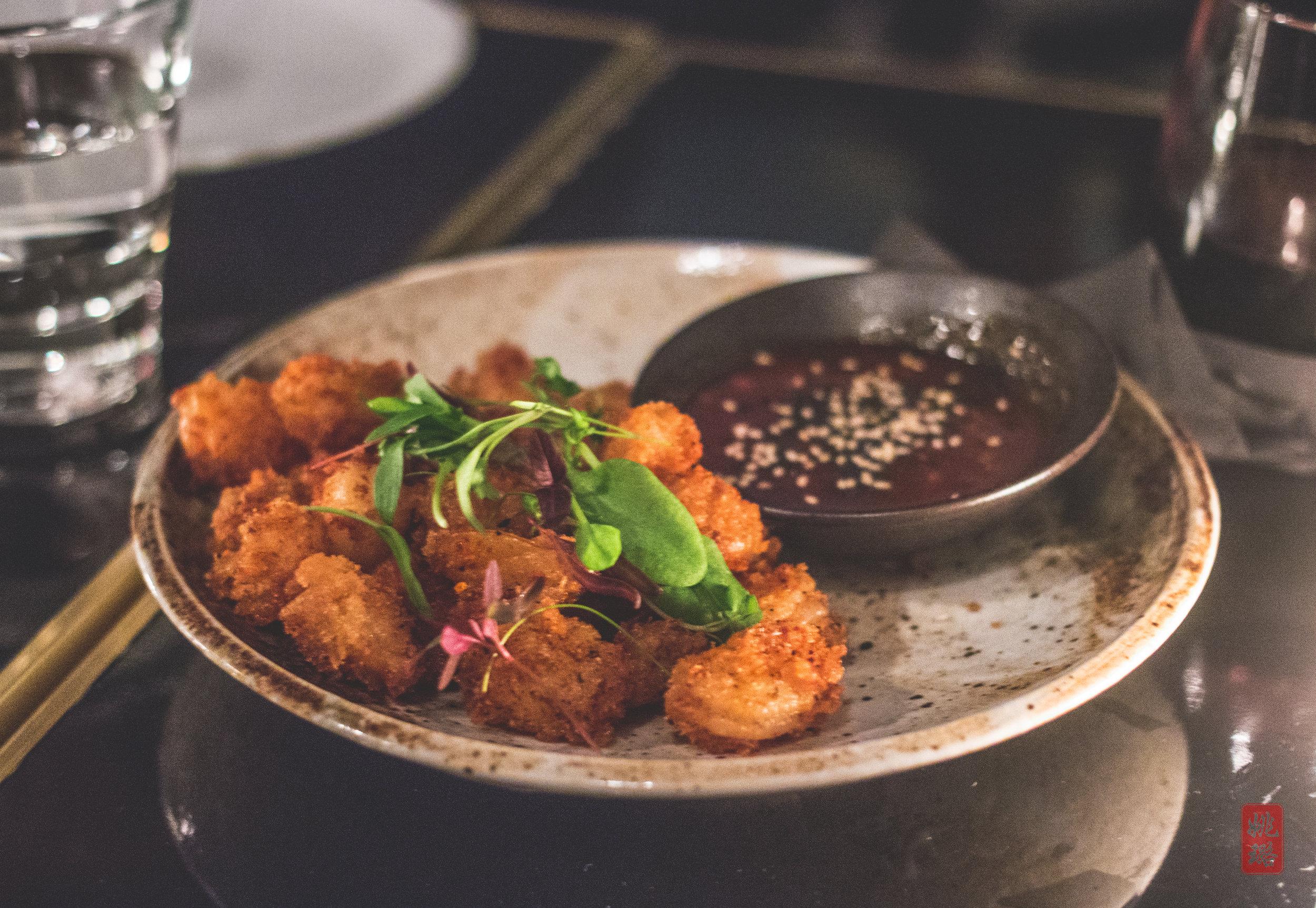 K-pop shrimp