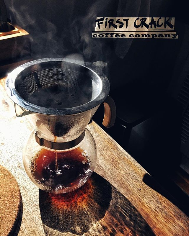 Think of that rewarding, fresh brewed cup of First Crack Coffee anytime of the day... Mmmm... and in this cold weather? Sign us all up!☕️☕️☕️ . To purchase, go to our website. 1stcrackcoffeecompany.com/ . . . #firstcrackcoffeeco #jacksonvillecoffee #coffee #jacksonvillebeach #coffeelovers #coffeeroasters #buylocal #coffeebeans #jacksonville #firstcrackcoffeejax