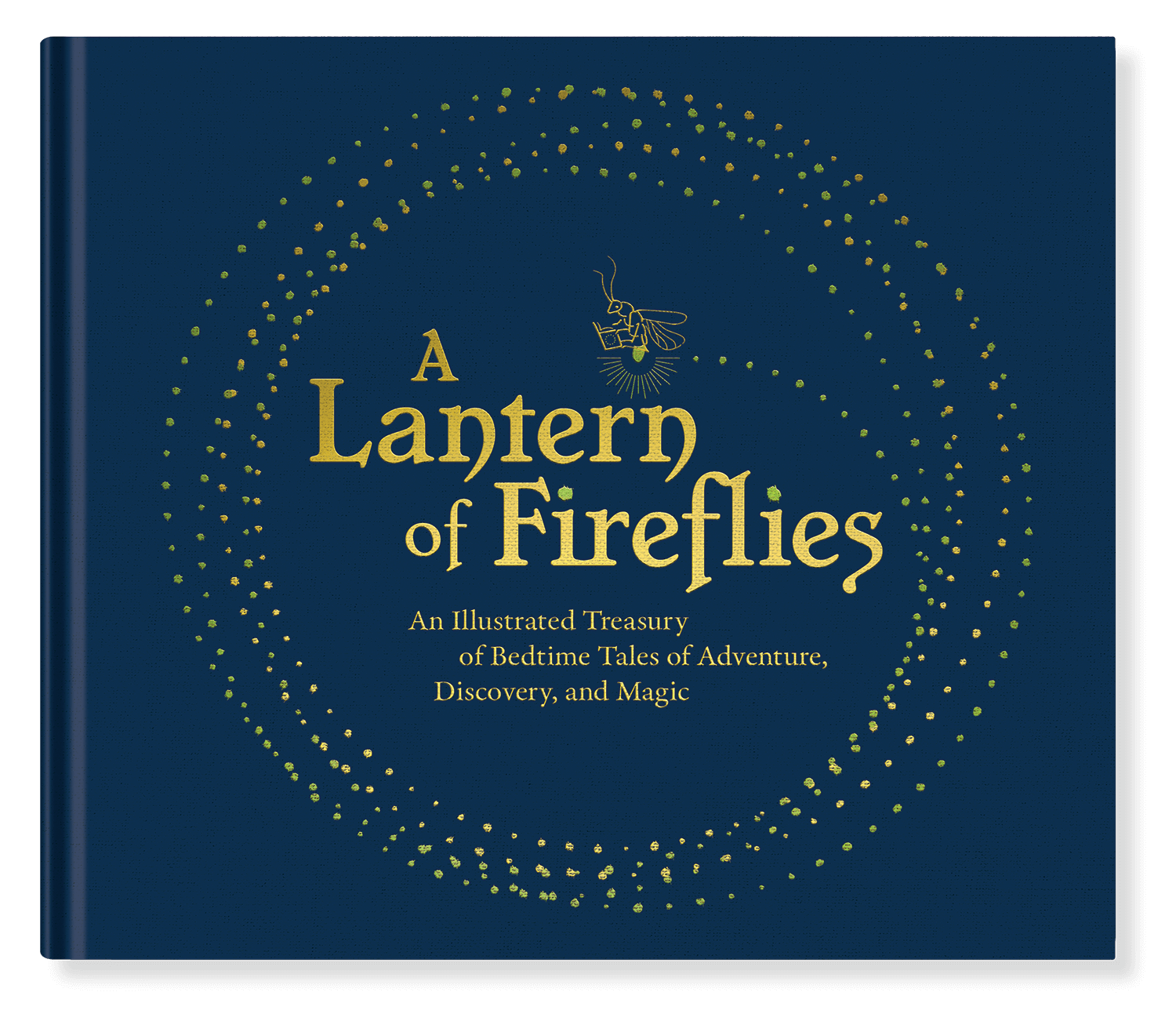 Cover for A Lantern of Fireflies
