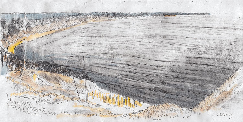 Platte Bay, 2013