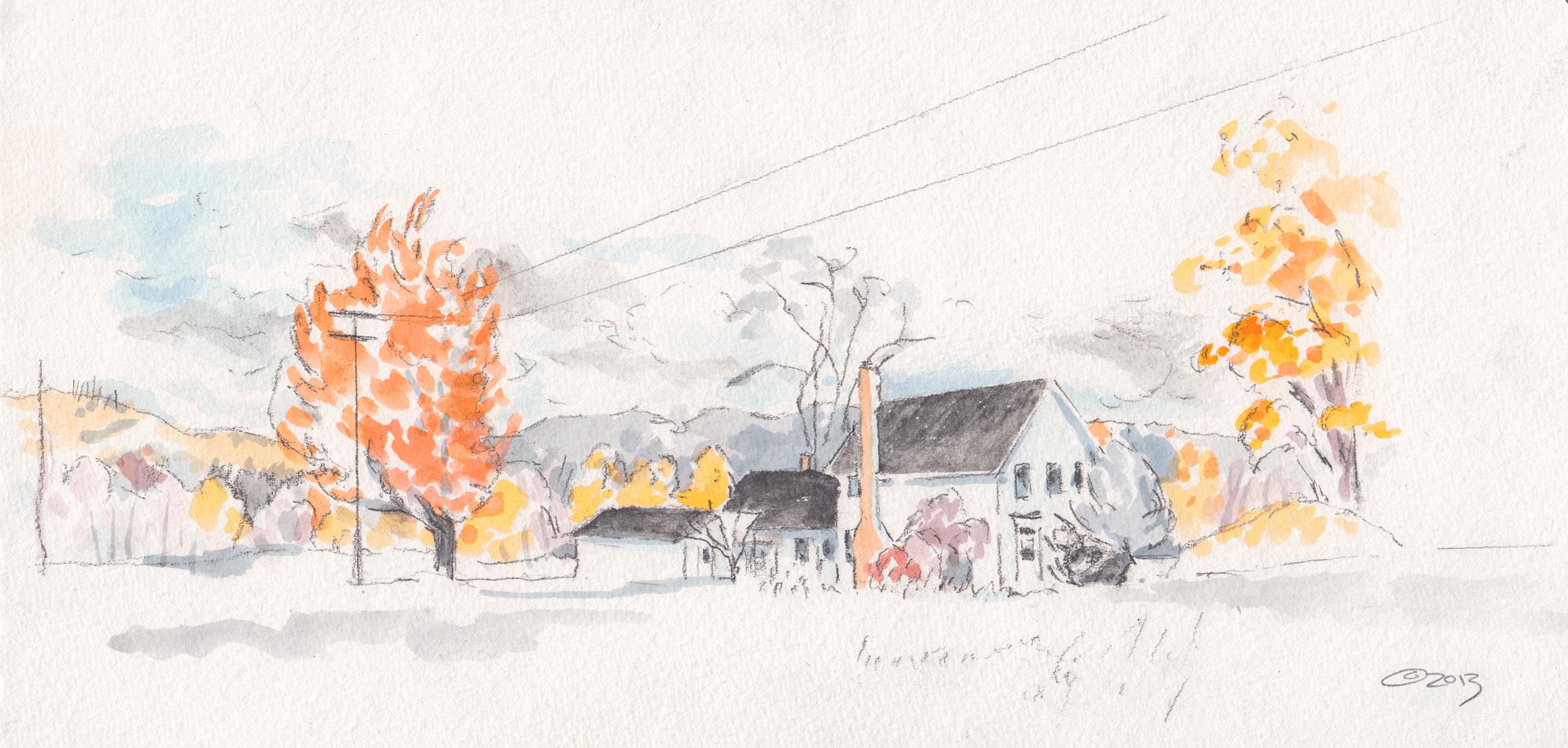 Carmichael Farm, 2013