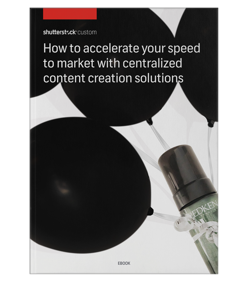 How to accelerate your speed to market with centralized content creation solution