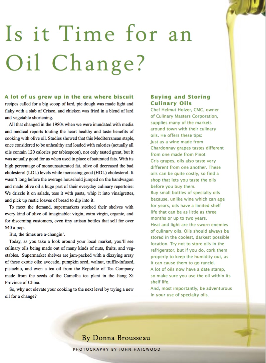 Oil Change?