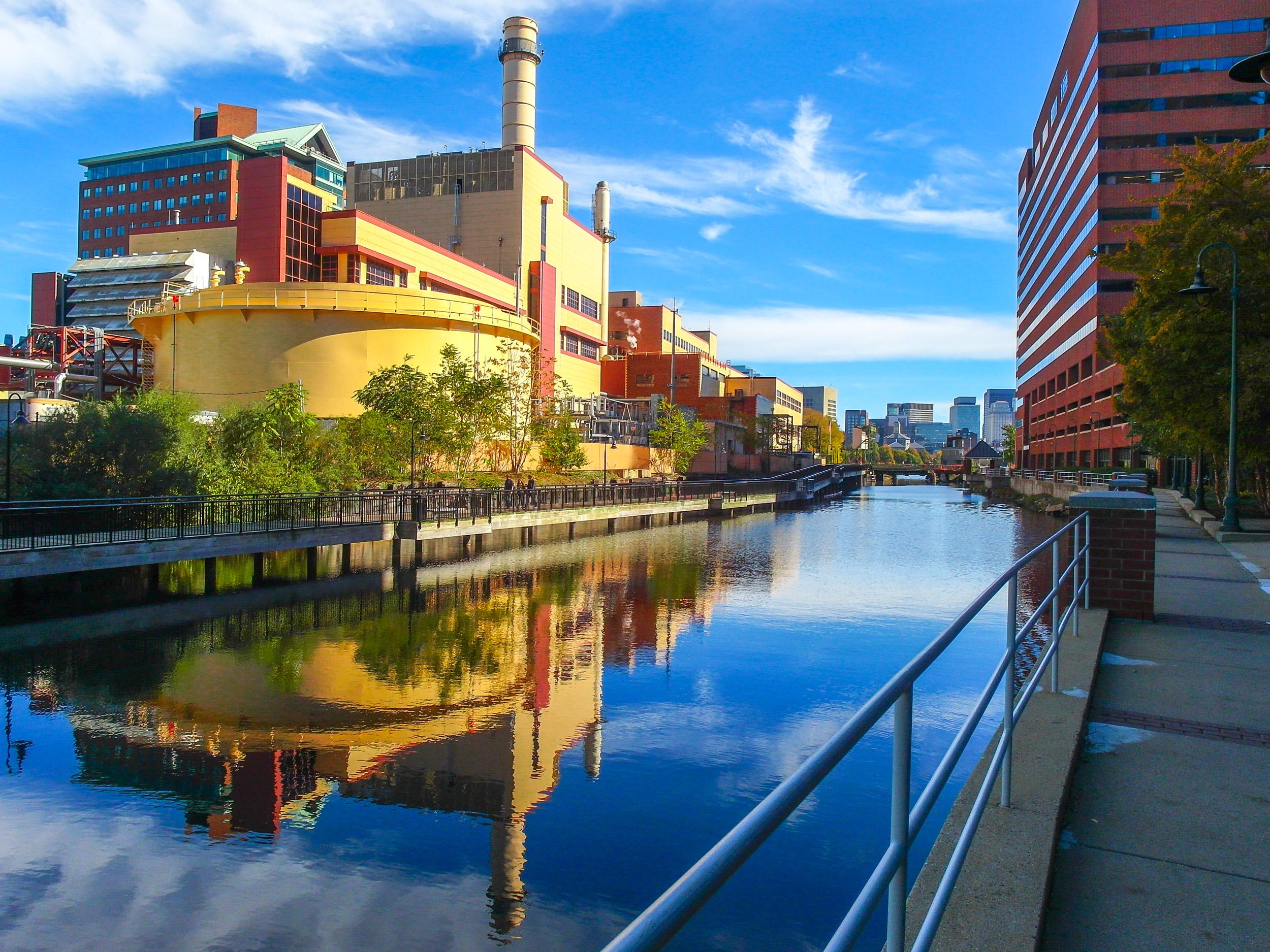 Broad Canal - Cambridge, MA