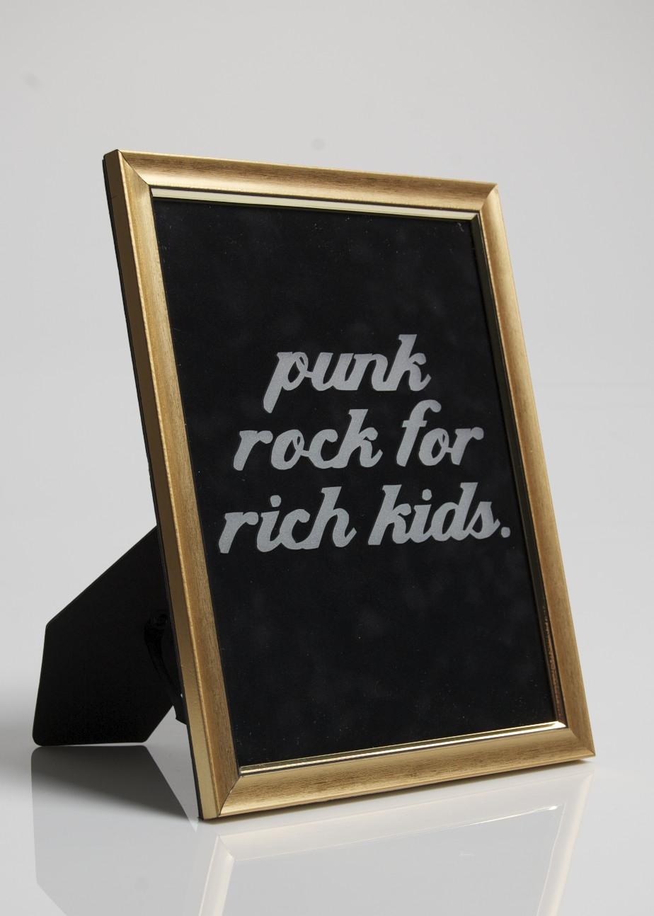 punk rock for rich kids