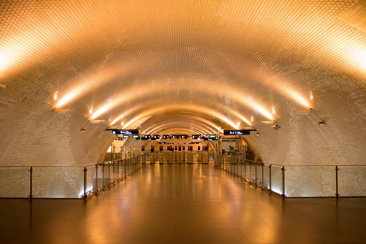 Lisbon | Subway