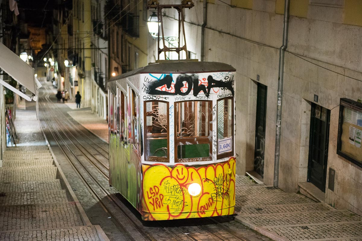 Lisbon | Ascensore