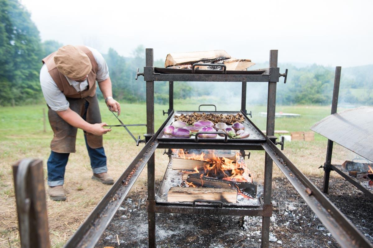 Heirloom Fire @ Mill River Farm