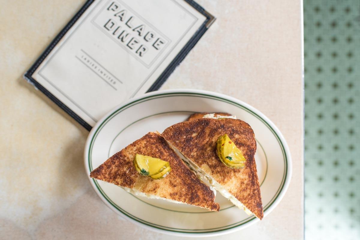 Palace Diner | Tuna Melt