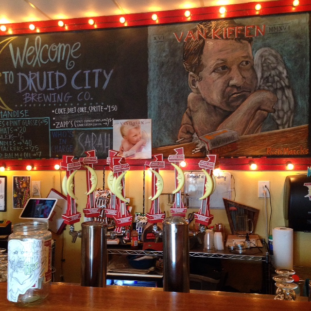 Druid City Brewery