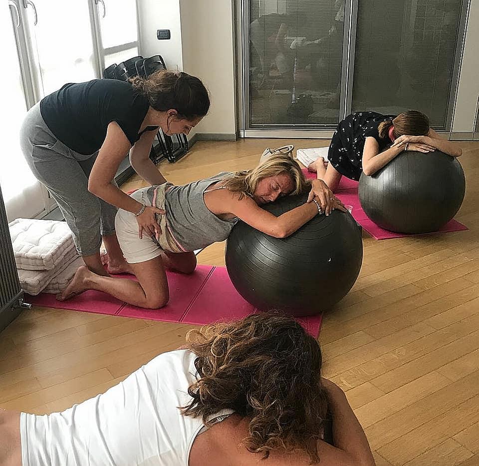 Corso preparto Yoga e meditazione Mindfulness