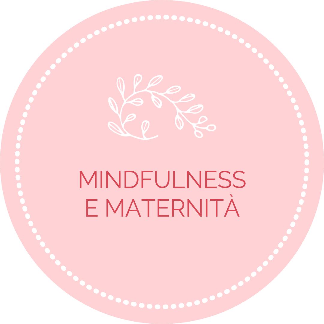 Mindfulness e maternità Bergamo