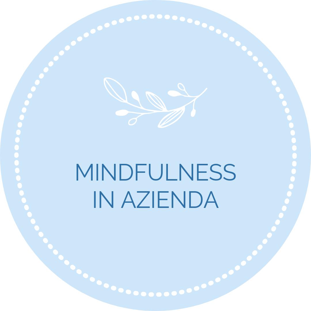 Mindfulness in azienda Bergamo