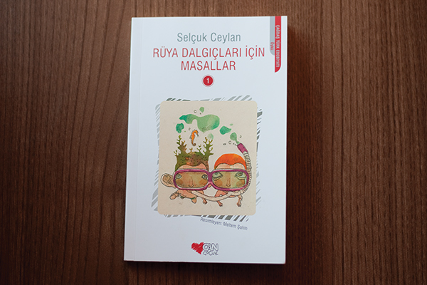 """The illustrations I have created for """"Tales for the Dream Divers""""published by Can Çocuk(Children) Publishing in 2014. The story is written by Selçuk Ceylan."""
