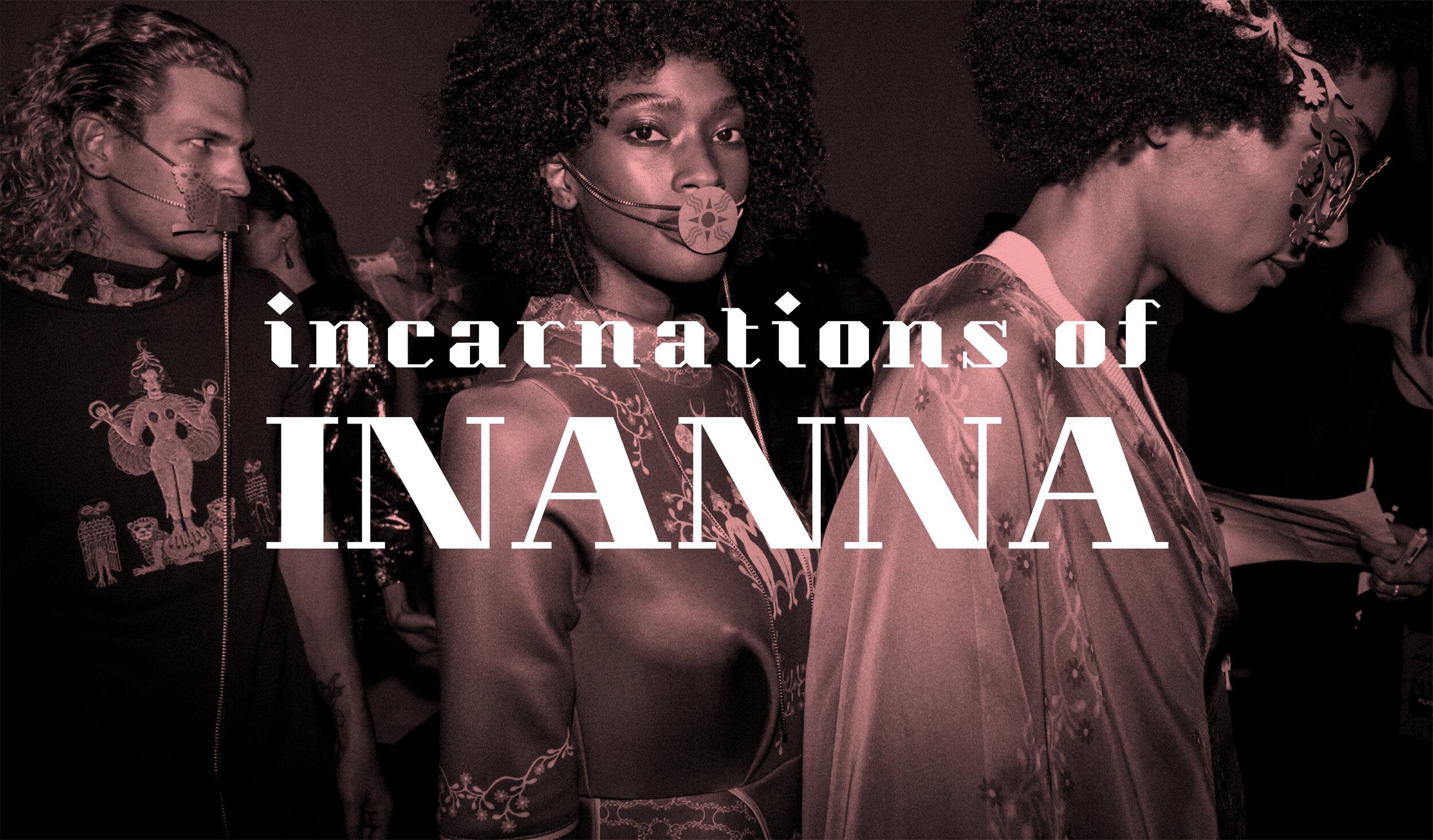 incarnations of inanna