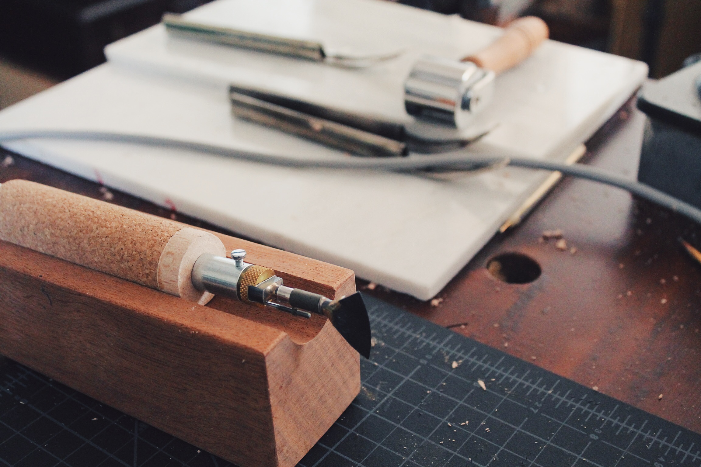 Leather Goods Process