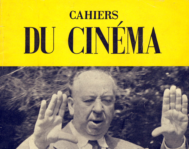 The Cahiers du Cinema dared to call films art.