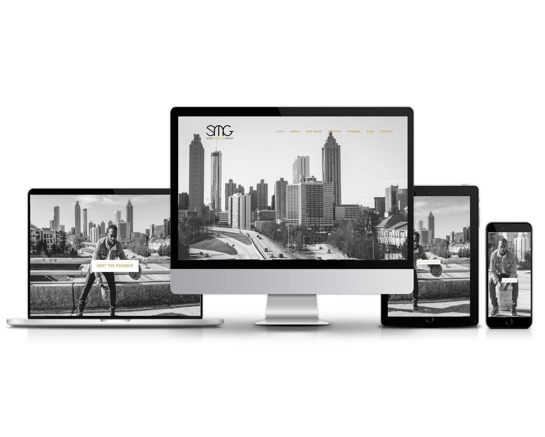 SMG (Marketing company website)