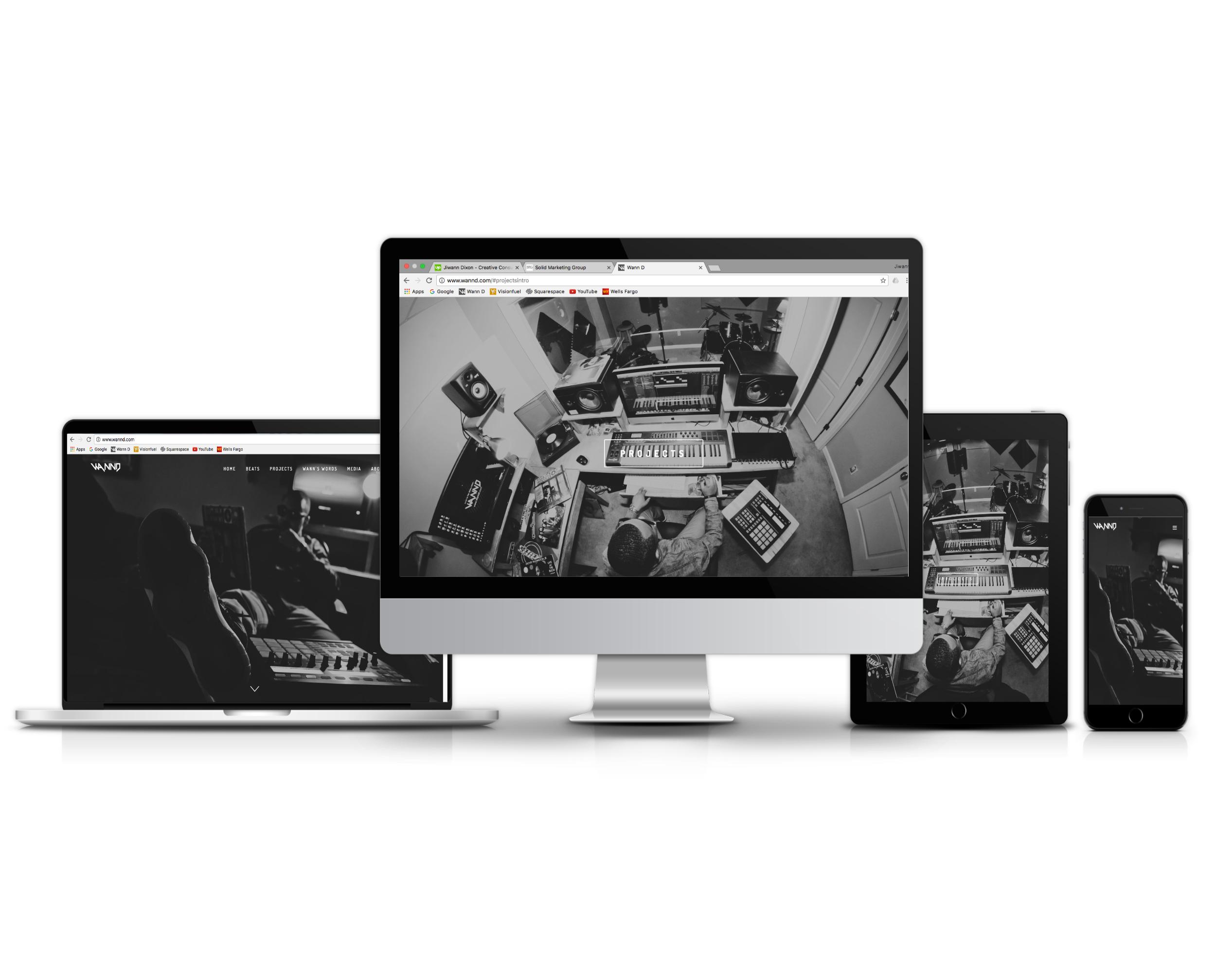 Wann D (Filmmaker/Composer Website)