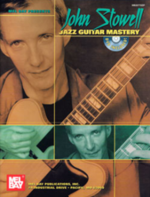 Author of one of the groundbreaking texts for jazz guitar, Stowell is one of the USA's premiere practitioners of the art.