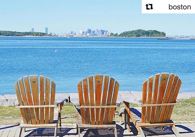 #Repost @boston with @get_repost ・・・ Cruising into the weekend🛳 Photo by @bostonharborcruises
