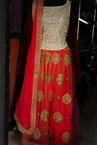 Diseño creado por The Dress