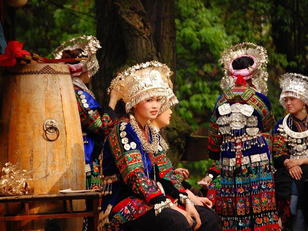 Minoría Yao. Fuente www.topchinatravel.com