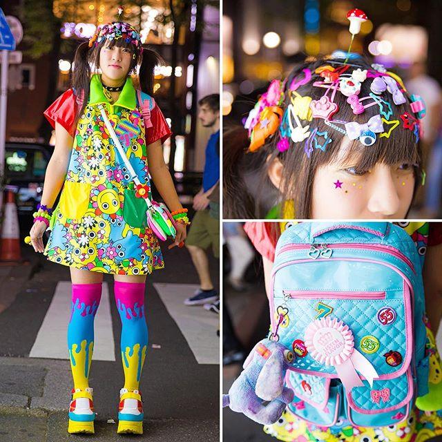 Fuente: Instagram Tokyo Fashion