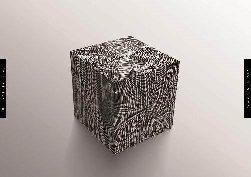 Kongcrete - 9 artistas desarrollan distintas estructuras cúbicas en hormigón, que sirve de inspiración par el diseño de fachadas de edificios.