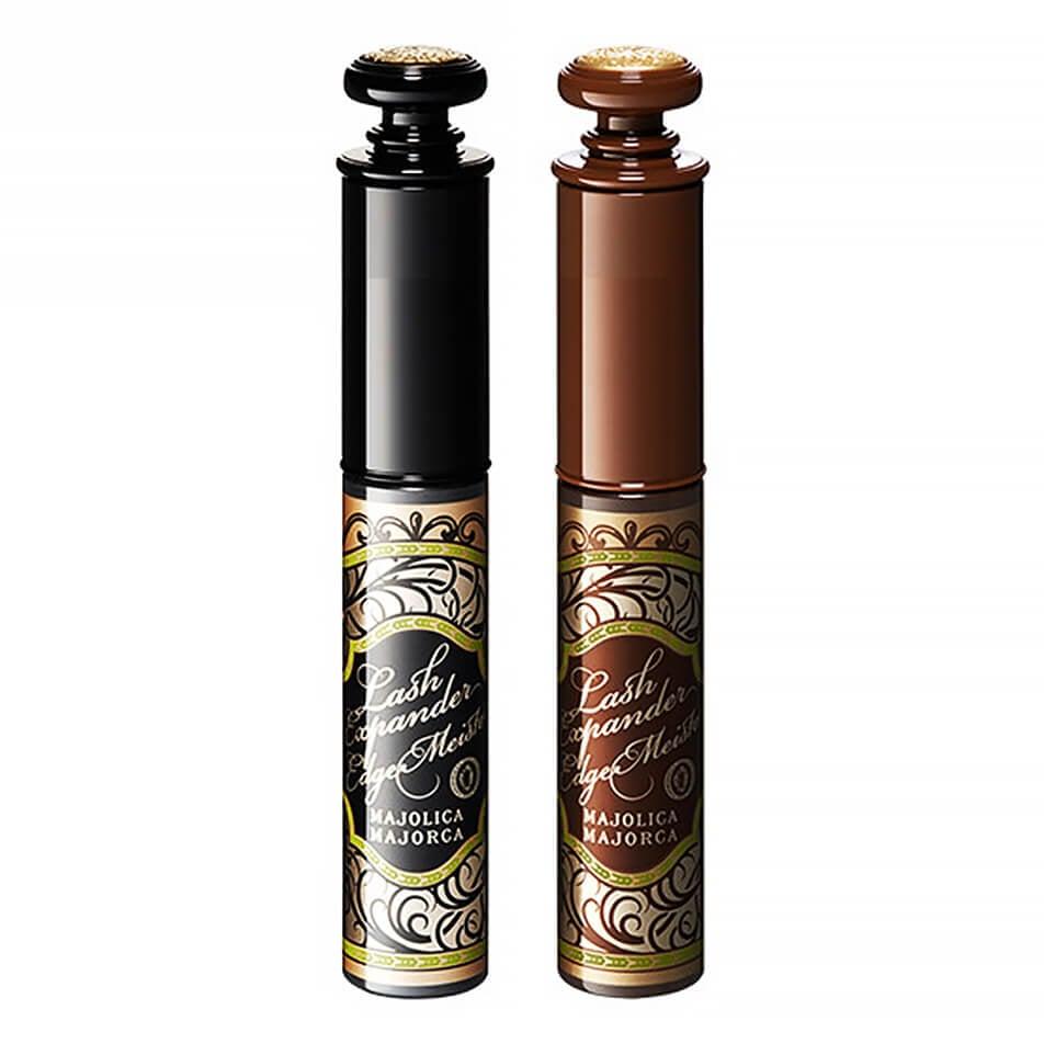 Lash Expander Edge - Marrón y negro. Ideal para pestañas cortas que quieran obtener un efecto de largas pestañas. Se elimina con agua caliente