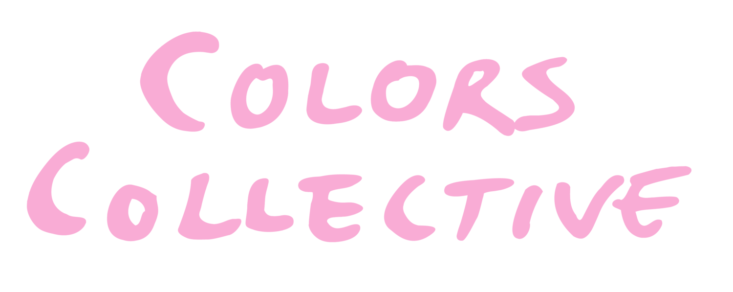 """""""Colors Collective was created by Alexis Jesup, an Industrial designer based in Brooklyn, NY. As a designer with a need for marketing content to showcase her products and message, Alexis began creating her own bold and colorful content. Thus -Colors Collective was born.  Colors Collective focuses on creating exciting and relevant content and products that celebrate the spirit of collaboration, positivity, and of course color. At Colors Collective we believe that no two clients are the same! Because of this, we work with our clients to create content that embodies the unique vision for their brand and caters to their specific needs."""""""