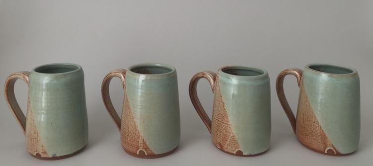 Custom Stein Set - Rustic glaze