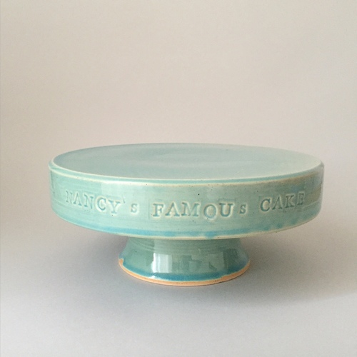 Nancy's Famous Cake Stand - 1 of 2