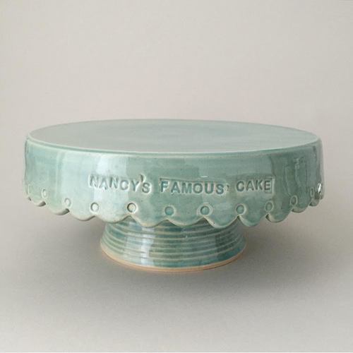 Nancy's Famous Cake Stand - 2 of 2