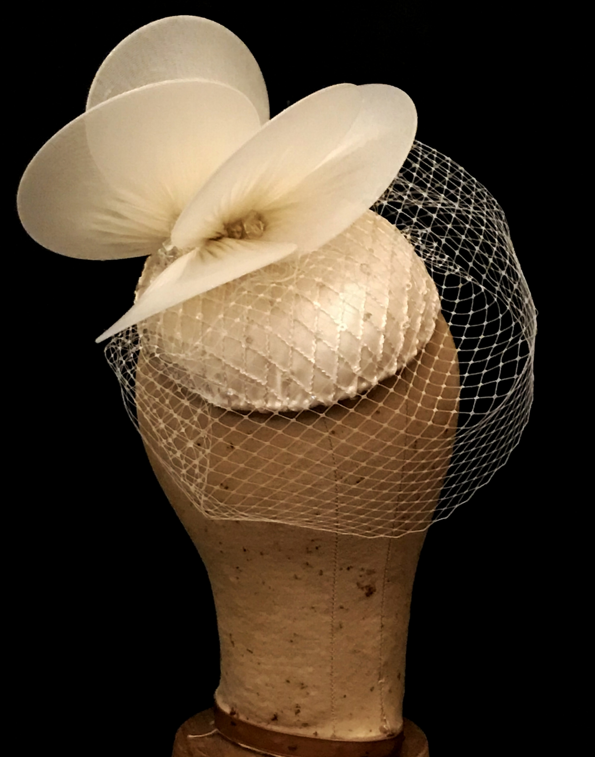 Kentucky Derby fascinator kimberly front side.jpg