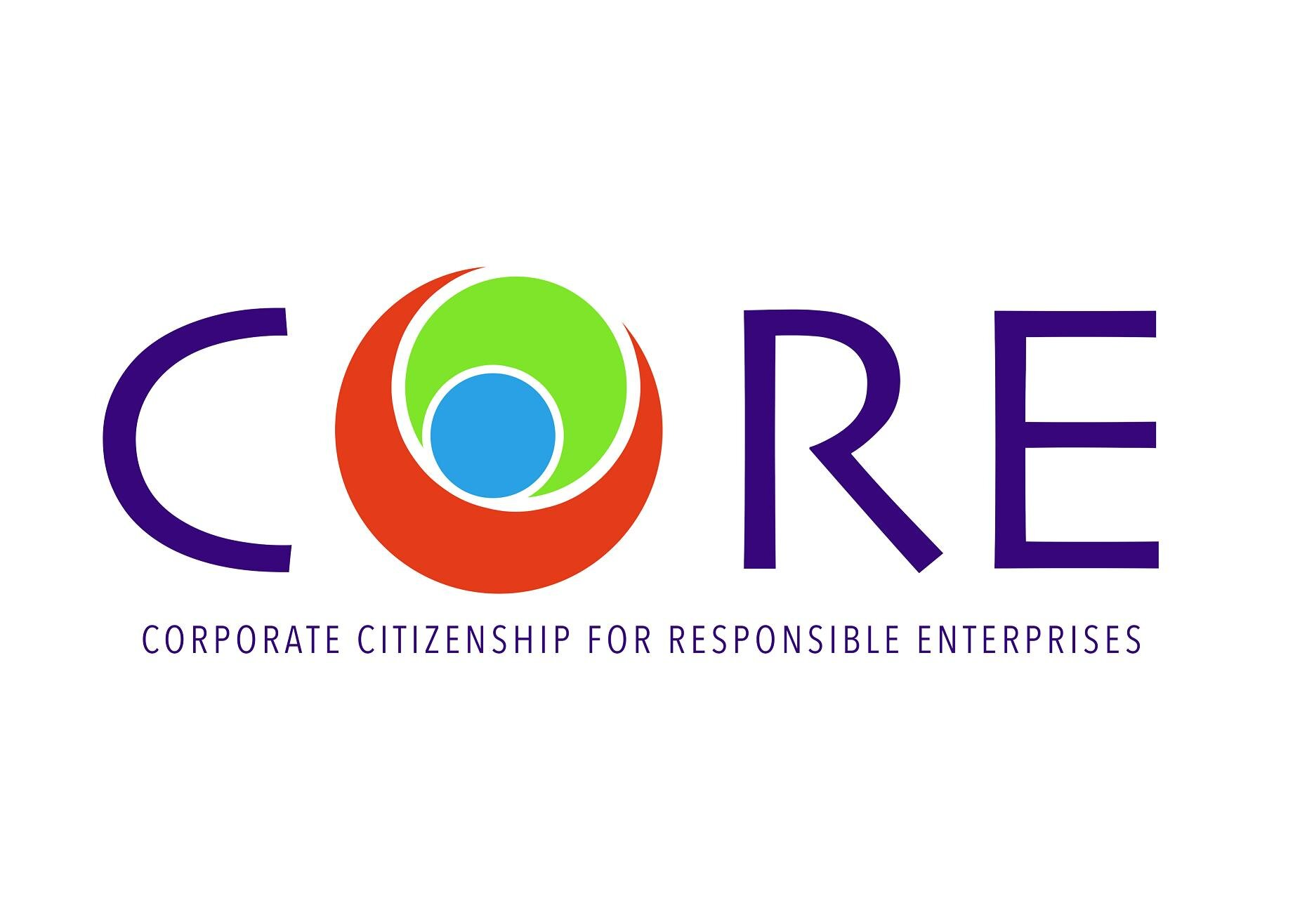 CORE - The CORE Platform is the National CSR Platform under the patronage of Her Excellency the President of Malta. Its board are all the business institutions in Malta and its objective is to encourage businesses to become good corporate citizens. CORE is an Educator and Enabler and is doing its utmost to encourage companies to use CSR as the tools to achieve the Sustainable Development Goals.