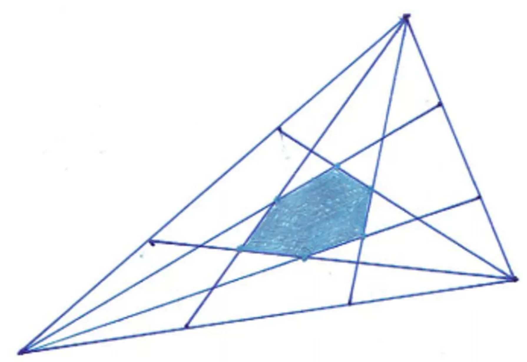 - A visual depiction of Marion Walter's Theorem